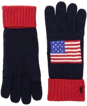 Polo Ralph Lauren USA Polo Gloves Extreme Cold Weather Gloves