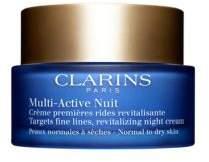 Clarins Multi-Active Night Cream/ 1.7 oz.