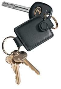 Royce Leather Unisex Valet Key Fob 610-5.