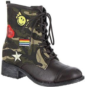 Mia Camo Petticoat Boot