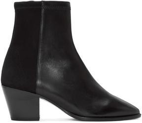 Isabel Marant Black Dabbs Boots