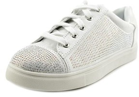 Material Girl Melanie Canvas Fashion Sneakers.