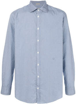 Massimo Alba gingham shirt