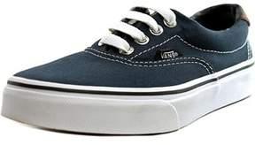 Vans Era 59 Youth Round Toe Canvas Blue Skate Shoe.