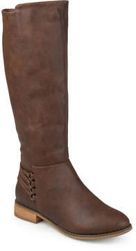 Journee Collection Marcel Womens Riding Boots