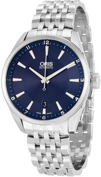Oris Artix Automatic Blue Dial Stainless Steel Men's Watch 733-7713-4035MB