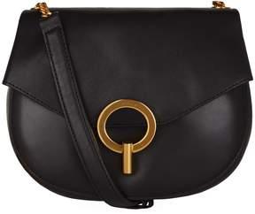 Sandro Ring Lock Saddle Bag