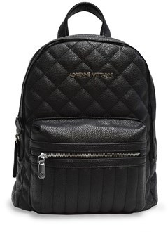 Adrienne Vittadini Mini Backpack Quilted.
