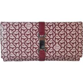 Nina Ricci Pink Leather Wallets