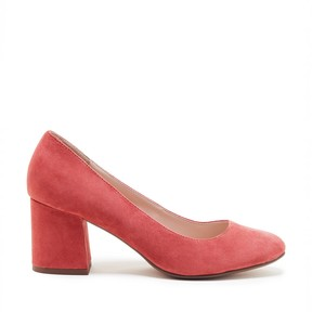 Sole Society Lola Block Heel Pump