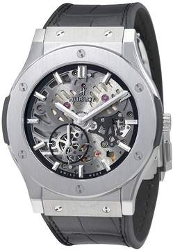 Hublot Classic Fusion Ultra-Thin Skeleton Men's Watch