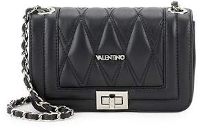 Mario Valentino Valentino by Women's Leather-Blend Quilted Crossbody Bag