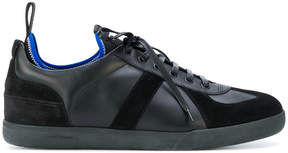Christian Dior lace-up sneakers