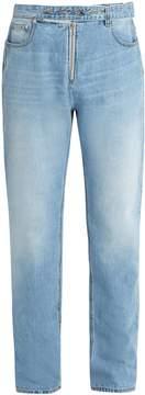Helmut Lang Belt straight-leg jeans