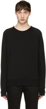 Rag & Bone Black Standard Issue Pullover