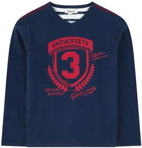 3 Pommes Reversible T-shirt