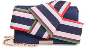 Ted Baker Bay of Hon Knotted Bow Clutch