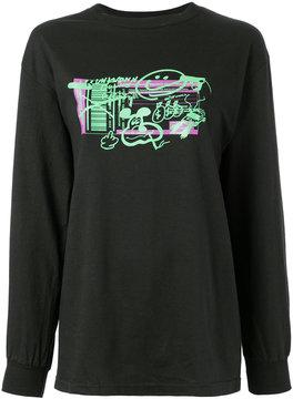 CITYSHOP printed sweatshirt