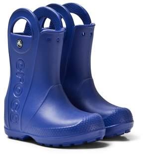 Crocs Cerulean Blue Handle It Rain Boots