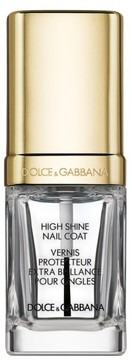 Dolce&gabbana Beauty 'The Nail Lacquer' Liquid High Shine Top Coat - No Color