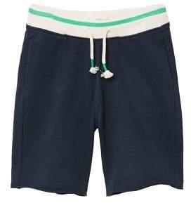MANGO Contrast jogging bermuda shorts