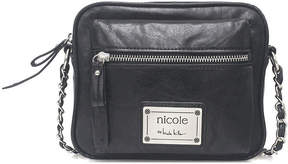 Nicole Miller Nicole By Laurel Square Crossbody Bag