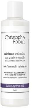 Christophe Robin Antioxidant Cleansing Milk with 4 Oils & Blueberry/13.3 oz.