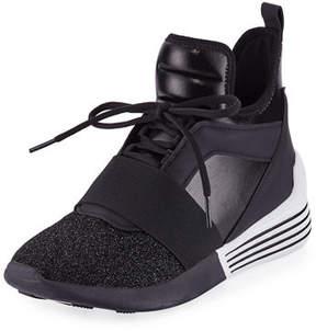 KENDALL + KYLIE Braydin Neoprene High-Top Sneaker