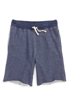 Tucker + Tate Boy's Raw Hem Knit Shorts