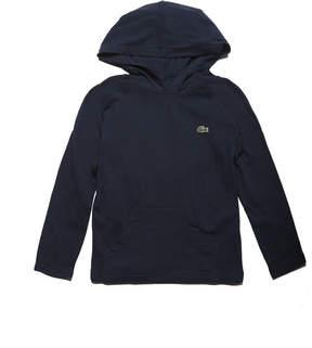 Lacoste Boys' Hooded Jersey Sweatshirt