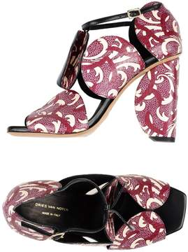 Dries Van Noten Sandals