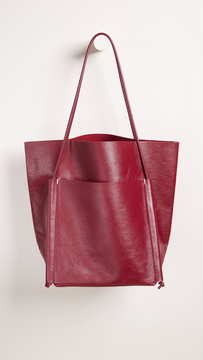 Building Block Pocket Tote