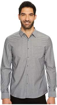 Kenneth Cole Sportswear Bold Stripe Shirt Men's Clothing