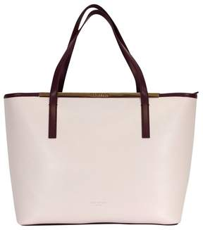 Ted Baker Pink & Maroon Shopper Tote
