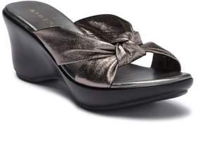 Athena Alexander Soraya Platform Wedge Sandal