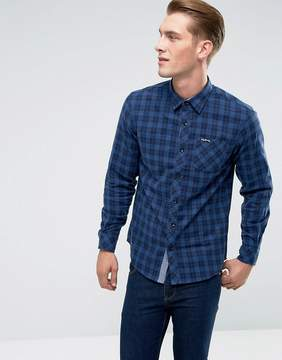 Tokyo Laundry Small Window Check Flannel Shirt