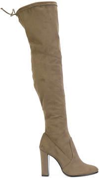Schutz thigh high boots
