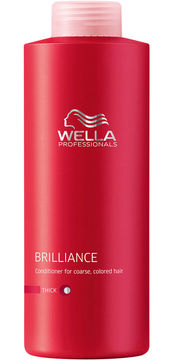 Wella Brilliance Conditioner - Coarse - 33.8 oz.