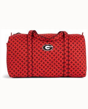 Vera Bradley Georgia Bulldogs Large Duffel - RED - STYLE