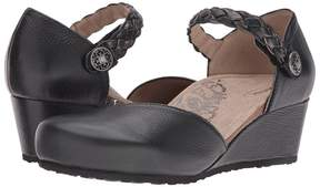 Aetrex Mia Women's Wedge Shoes