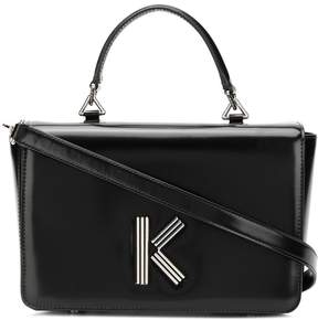 Kenzo Bowling Bag With Shoulder Strap