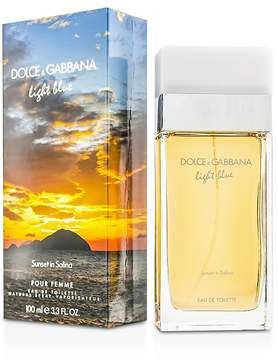 Dolce & Gabbana Light Blue Sunset In Salina Eau De Toilette Spray (Limited Edtion)