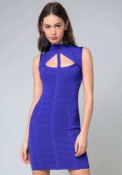 Bebe Saundra Bandage Dress