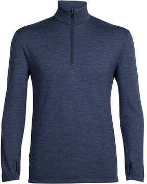 Icebreaker Original Zip-Neck Sweater