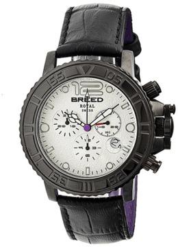 Breed Von Glarus Swiss Chronograph Watch.