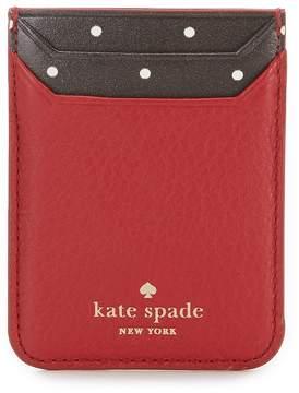 Kate Spade Triple Sticker Pocket