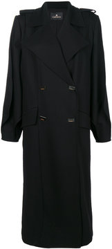 Capucci double breasted coat