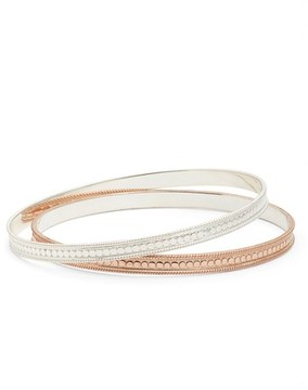 Anna Beck Women's Set Of 2 Bangle Bracelets