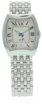 Bedat & Co 314 18K White Gold White Dial Automatic 27mm Womens Watch