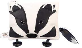 Charlotte Olympia Fox Spider Pouch Bag